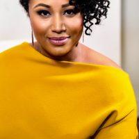 Host Eunice Elliot - Author & Comedian